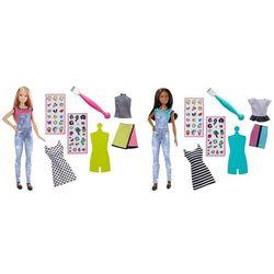 Barbie Zrób to sama: Modne naklejki Ast.