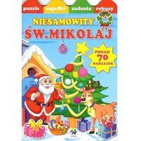 Naklejki, Niesamowity św. Mikołaj + naklejki