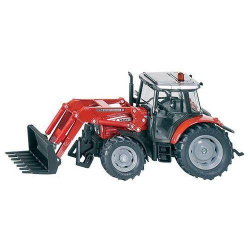 Traktory dla dzieci, SIKU Traktor z Przednią Ładowarką