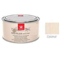 TIKKURILA NOSTALGIA WOOD WAX- wosk do drewna, coconut, 0.333 l