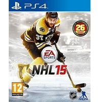 Gry na PS4, NHL 15 (PS4)