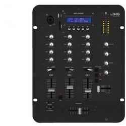 Monacor MPX-30DMP mikser stereo z odtwarzaczem MP3 Płacąc przelewem przesyłka gratis!