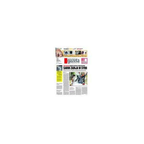 E-booki, Gazeta Wyborcza - Szczecin 195/2013