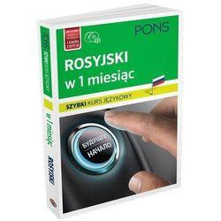 Rosyjski w 1 miesiąc szybki kurs językowy - (opr. miękka)