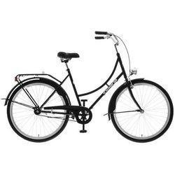 INDIANA Rower INDIANA Moena 28 S1H Czarny + Rabat na akcesoria rowerowe!