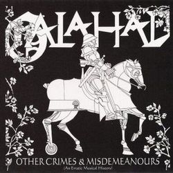 Other Crimes & Misdemeanours (an Erratic Musical History) - Galahad (Płyta CD)