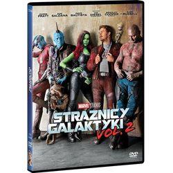 STRAZNICY GALAKTYKI 2 (DVD)