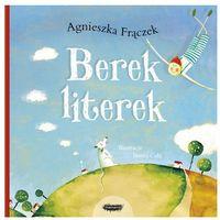 Książki dla dzieci, Berek literek (opr. twarda)