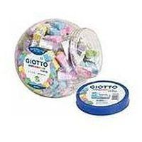 Gumki i temperówki, Mini gumka Pastel 120 sztuk mix
