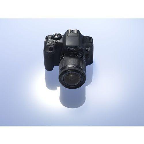 Lustrzanki cyfrowe, Canon EOS 750D