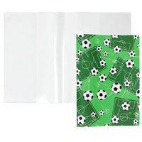 Pozostałe artykuły papiernicze, Okładka etui na książeczkę zdrowia dziecka PVC - piłki