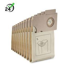 Papierowe worki do CV 36/2 i CV 46/2 Karcher # GWARANCJA DOOR-TO-DOOR