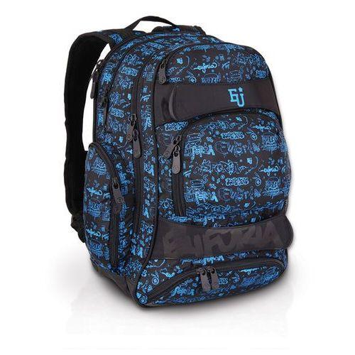 Tornistry i plecaki szkolne, Plecak Topgal EFI 134 D - Blue