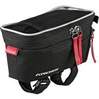 Sakwy, torby i plecaki rowerowe, TORBA NA SMARTFON KROSS ROAMER TOP BAG T4CTO000015