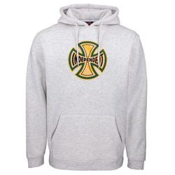 bluza INDEPENDENT - Coil Hood Athletic Heather (ATHLETIC HEATHER) rozmiar: M