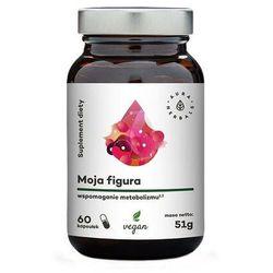 Moja Figura - Wspomaganie Metabolizmu - 60 kapsułek wegańskich