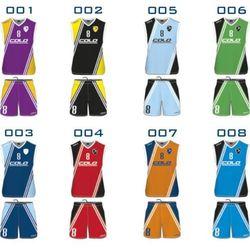 Strój koszykarski Colo Dodge + nadruk gratis