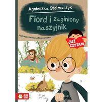 Książki dla dzieci, Fiord i zaginony naszyjnik Już czytam! (opr. miękka)