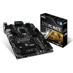 Płyta główna MSI Z270 PC MATE (LGA 1151 DIMM DDR4 ATX)- wysyłamy do 18:30