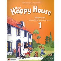 Pedagogika, New Happy House 1. Podręcznik (opr. miękka)