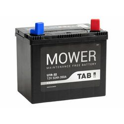 Akumulator motocyklowy TAB U1R-32 12V 32Ah 350A P+