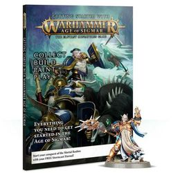Getting Started With Age Of Sigmar (angielski) (80-16-60) GamesWorkshop 60040299074