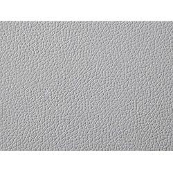 Łóżko skórzane 160 x 200 cm białe LILLE