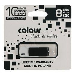 Pamięć GOODRAM Colour 8GB BlackWhite (Czarno-biały)