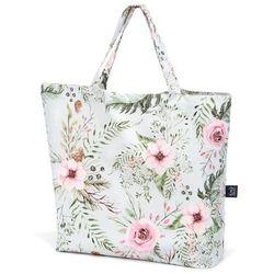 Shopper Bag - Wild Blossom Mint - Torba na zakupy - La Millou