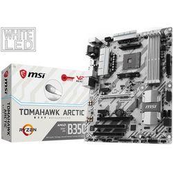 Płyta główna MSI B350 TOMAHAWK ARCTIC, AMD B350, DDR4, SATA3, USB 3.1 gen.1, ATX (7A36-004R) Darmowy odbiór w 20 miastach!