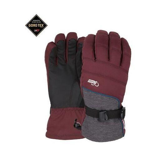 Odzież do sportów zimowych, rękawice snowboardowe POW - Ws Falon GTX® Glove Port (PO) rozmiar: S