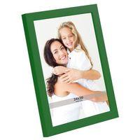 Ramki na zdjęcia, Ramka na zdjęcia 24 x 30 cm zielona