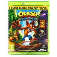 Gry Xbox One, Crash Bandicoot N. Sane Trilogy (Xbox One)
