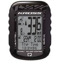 Liczniki rowerowe, BEZPRZEWODOWY LICZNIK ROWEROWY KROSS KRC 540GPS T4CLI000145