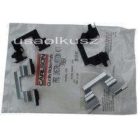 Zestawy naprawcze klocków hamulcowych, Zestaw montażowy tylnych klocków Nissan Murano 2012-