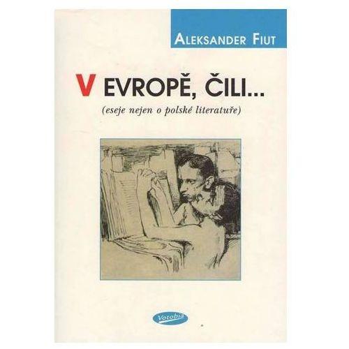 Pozostałe książki, V Evropě, čili ... Fiut Aleksander