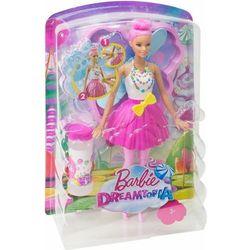 Lalka Barbie Babelkowa Wózka DVM95