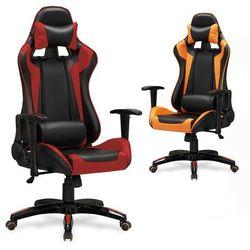 Fotel gamingowy Halmar DEFENDER - fotel dla gracza, Dostawa gratis! Szkolna Promocja!