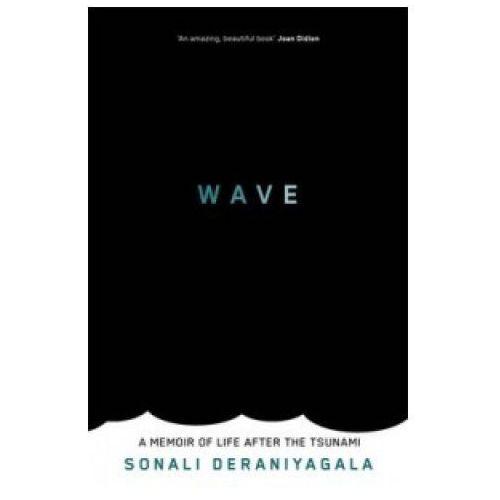 Pozostałe książki, Wave. Nach der Welle, englische Ausgabe Deraniyagala, Sonali
