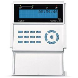 ACCO-KLCDR-BW Terminal kontroli dostępu - manipulator LCD Satel