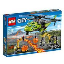 Zestawy LEGO® CITY® City 60123 Helikopter dostawczy