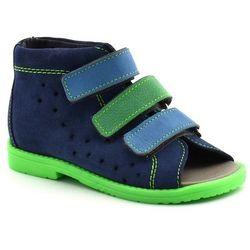 Dziecięce buty profilaktyczne Dawid 1042/122