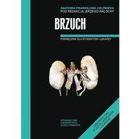 Książki o zdrowiu, medycynie i urodzie, Brzuch Anatomia prawidłowa człowieka (opr. miękka)
