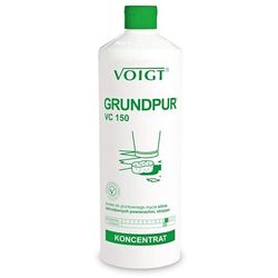 VOIGT GRUNDPUR VC 150 (1 litr, 1:20) - środek w koncentracie do gruntownego mycia silnie zabrudzonych powierzchni, stripper