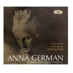 Scarlatti. Arie z opery Tetide in Sciro (CD)
