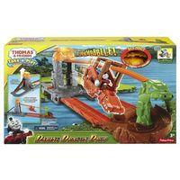 Pozostałe zabawki, Smocza Przeprawa Tomek i Przyjaciele Zestaw Fisher Price CDN09