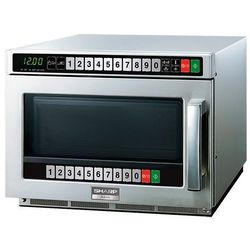 Kuchenka mikrofalowa | TWIN TOUCH | 21L | 2100W | 230V | 450x580x(H)350mm