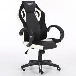 Fotel gamingowy NORDHOLD - ULLR- biały