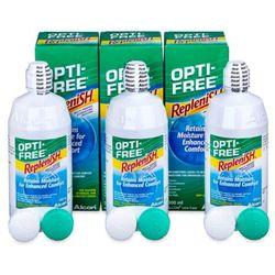 Płyn OPTI-FREE RepleniSH 3 x 300 ml