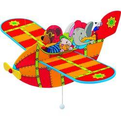 Zawieszka nad łóżeczko - samolot